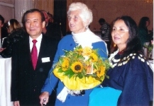 Nuclear Free Award recipients