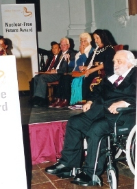 Recipients of Nuclear-Free Award